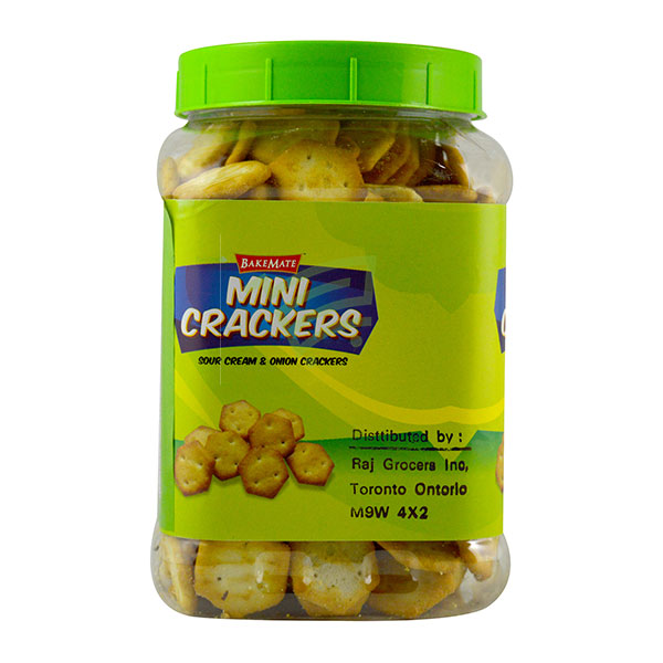 Indian grocery online - Mini Crackers Sour Cream 200G - Cartly