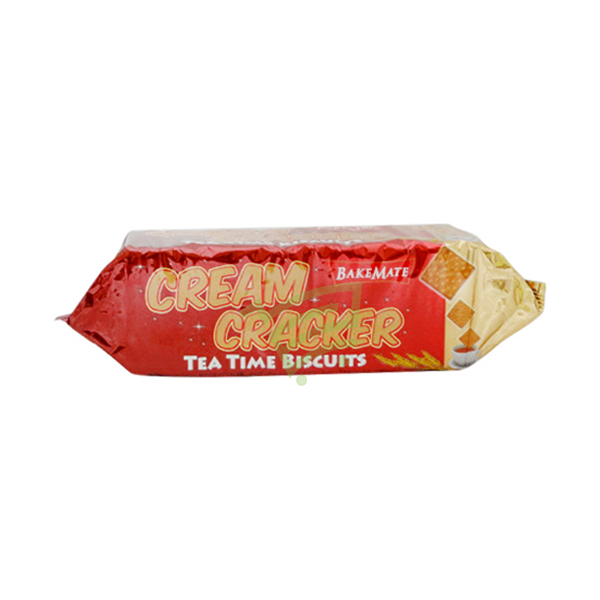 Indian grocery online - BAKEMATE CREAM CRACKER 200G - Cartly