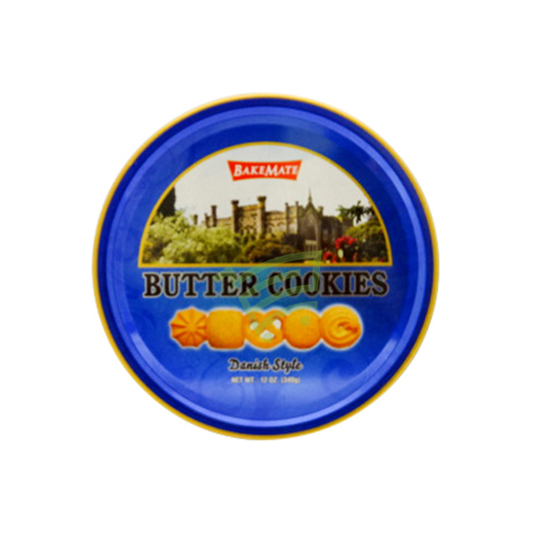 Indian grocery online - Bakemate Butter Cookies 340g - Cartly