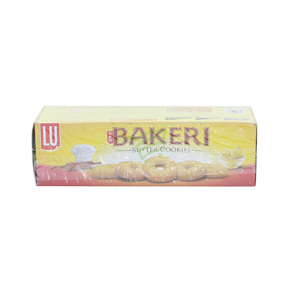 Indian grocery online - Lu Bakeri Butter Cookies 84G - Cartly