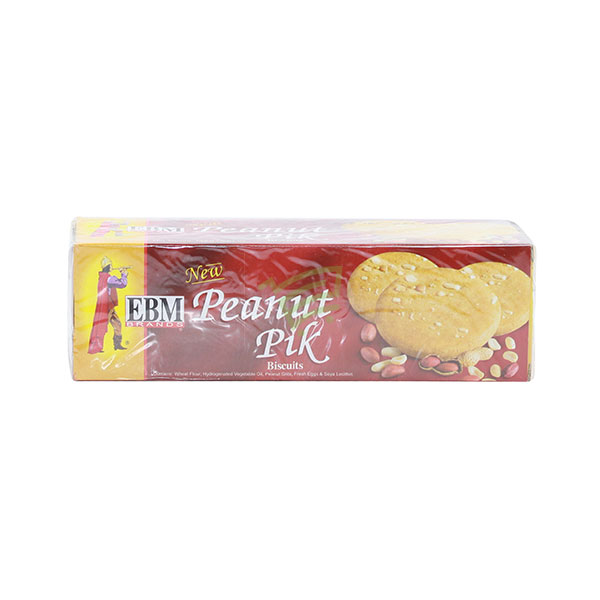 Indian grocery online - EBM Peanut Pink Biscuits - Cartly