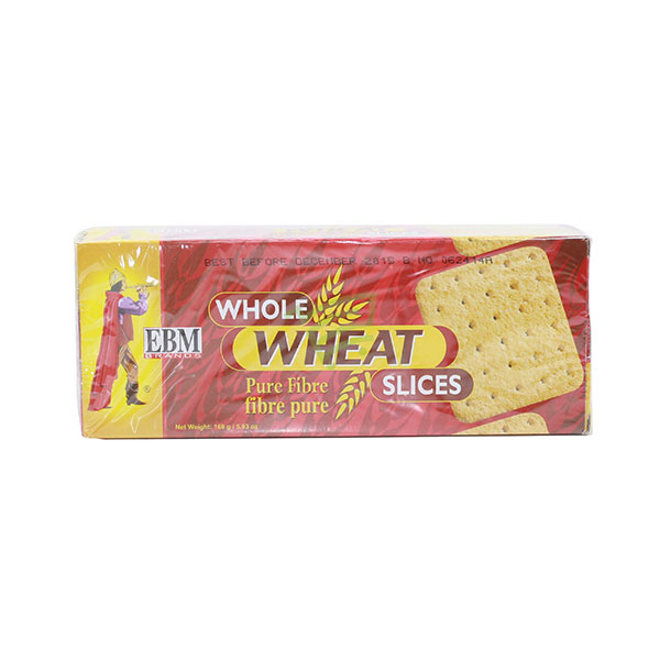 Indian grocery online - EBM Whole Wheat Biscuits - Cartly