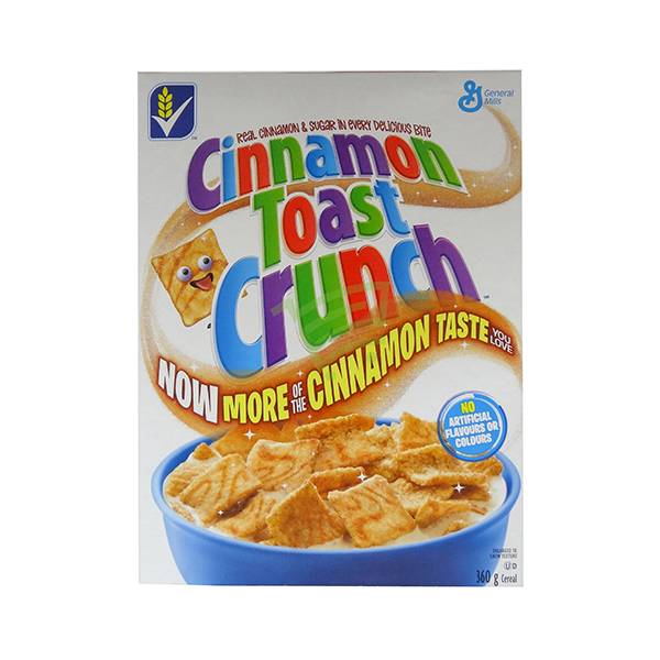Indian grocery online - Cinnamon Toast Crunch Crackers 360G - Cartly
