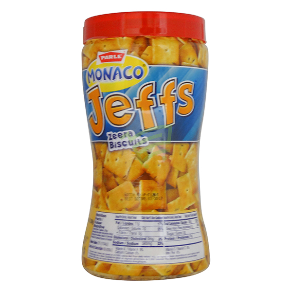 Indian grocery online - Parle Monaco Jeffs Jeera 200G - Cartly