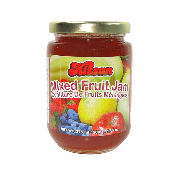 Indian grocery online - Kissan Mixed Fruit Jam 375Ml - Cartly