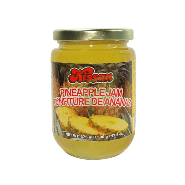 Indian grocery online - Kissan Pineapple Jam 375Ml - Cartly