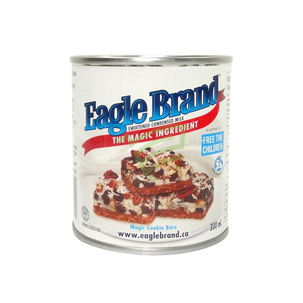 Indian grocery online - Eagle Sweetened Condensed Milk 300Ml - Cartly