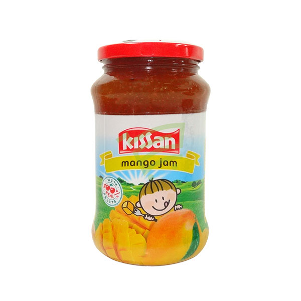 Indian grocery online - Kissan Mango Jam 500G - Cartly