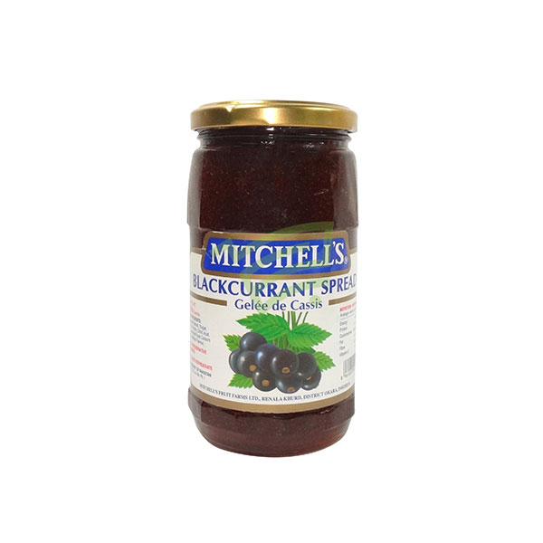 Indian grocery online - Mitchell's Blackcurrant Spread - Cartly