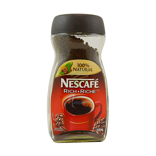 Indian grocery online - Nescafe Instant Coffee 200G  - Cartly