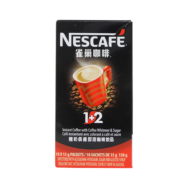 Indian grocery online - Nescafe 1+2 150G - Cartly