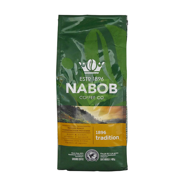 Indian grocery online - Nabob Coffee 400G - Cartly