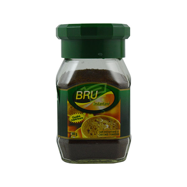 Indian grocery online - Bru Instant Coffee 100G - Cartly