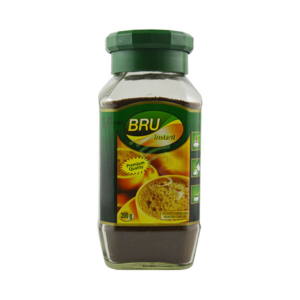 Indian grocery online - Bru Instant Coffee 200G - Cartly