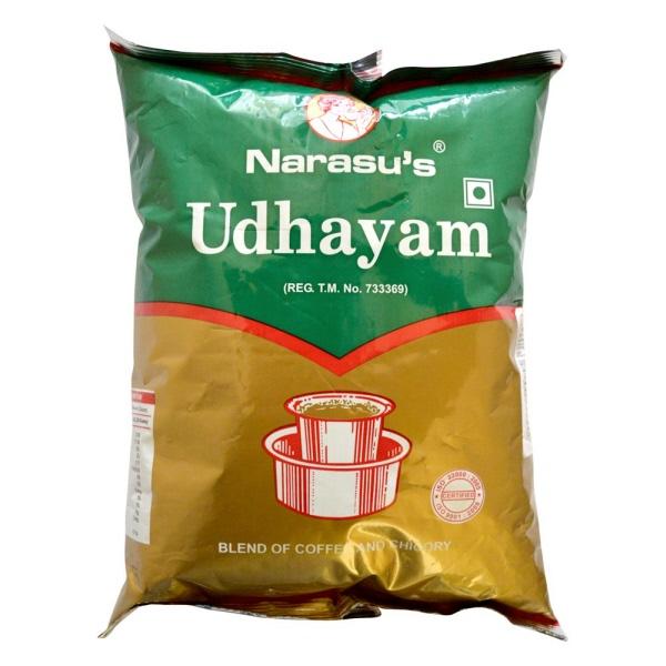 Indian grocery online - Narasu's Udhayaam Coffee 500g - Cartly