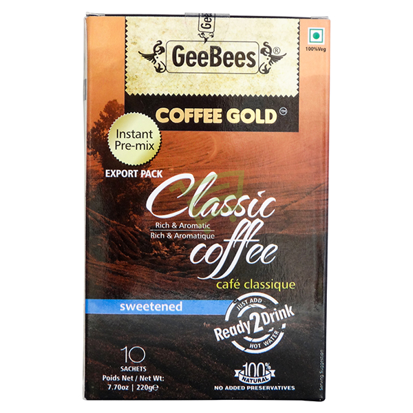 Indian grocery online - Coffee Gold 220G - Cartly
