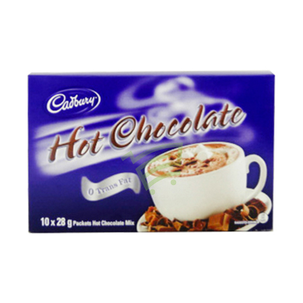 Indian grocery online - Cadbury Hot Choc Packs 28g - Cartly
