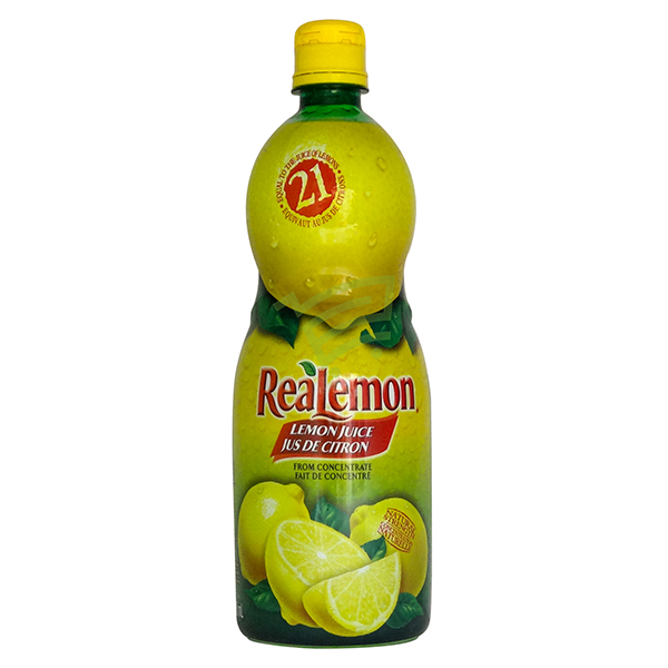 Indian grocery online - Realemon Juice 945Ml - Cartly