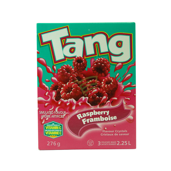 Indian grocery online - Tang Raspberry Flavour Crystals 276G - Cartly