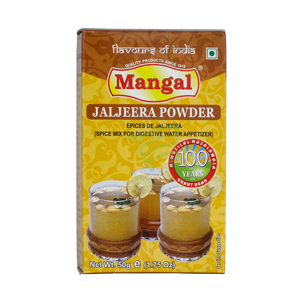 Indian grocery online - Mangal Jal Jeera Powder 50G - Cartly