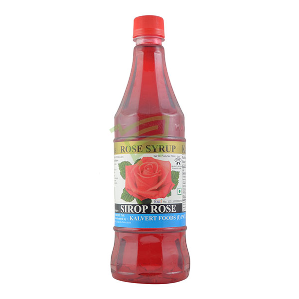 Indian grocery online - Rose Mint Syrup 700Ml - Cartly