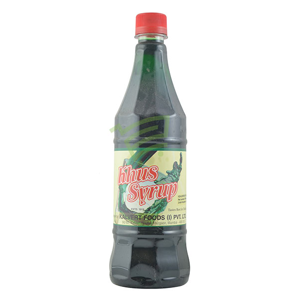 Indian grocery online - Kalvert Khus Syrup 700Ml - Cartly