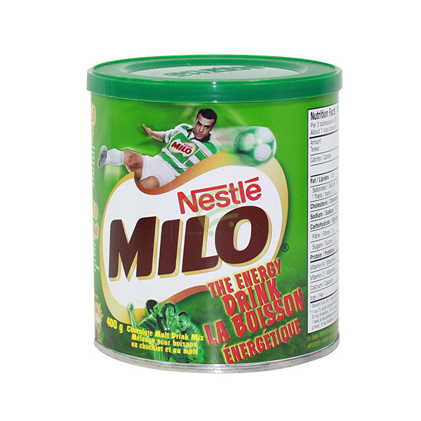Indian grocery online - Nestle Milo Energy Drink 400G - Cartly