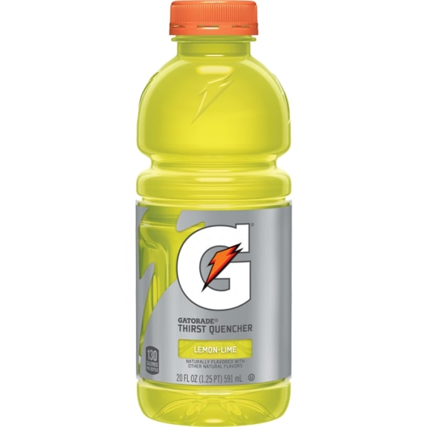 Indian grocery online - Gatorade lemon-Lime 591ml - Cartly