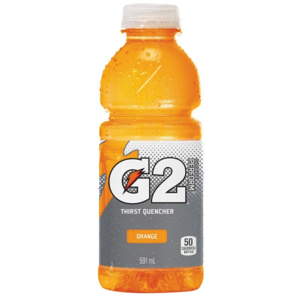 Indian grocery online - G2 Orange 591ml - Cartly