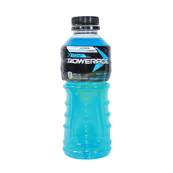 Indian grocery online - Powerade Mixed Berry Drink 591Ml - Cartly