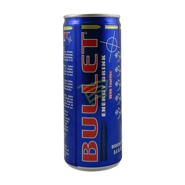 Indian grocery online - Bullet Energy Drink 250ml - Cartly