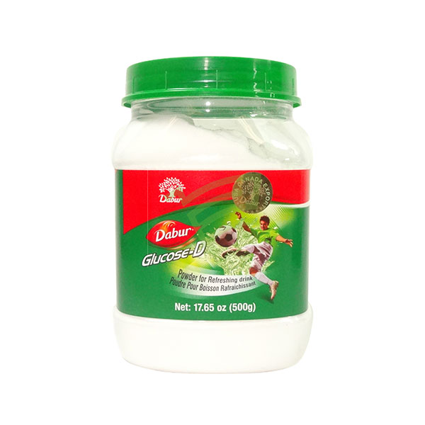Indian grocery online - Dabur Glucose-D 500G - Cartly