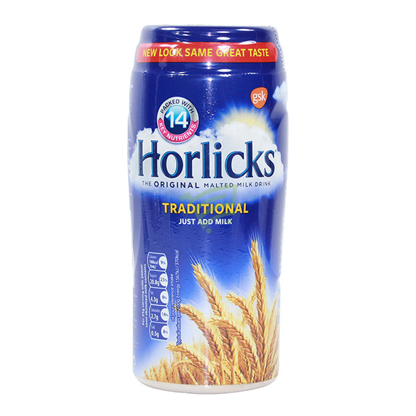 Indian grocery online - Horlicks Traditional 500G - Cartly