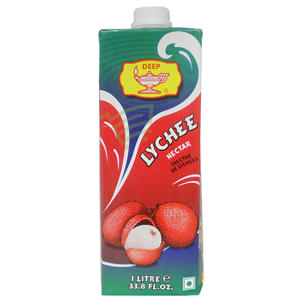 Indian grocery online - Deep Lychee Juice 1L - Cartly