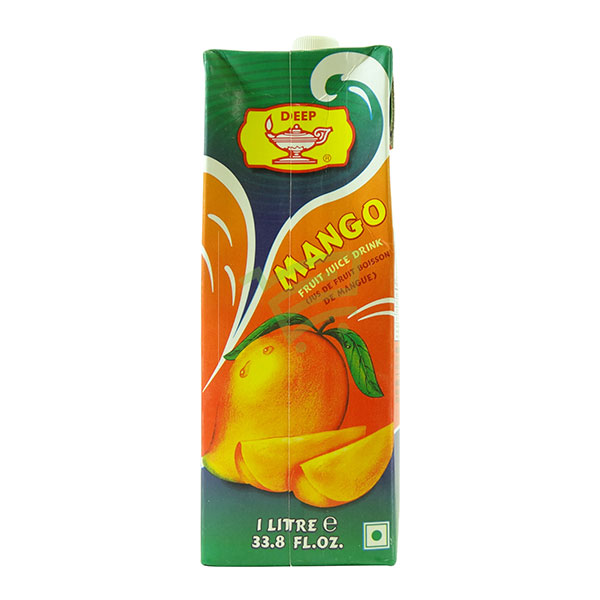 Indian grocery online - Deep Mango Juice 1L - Cartly
