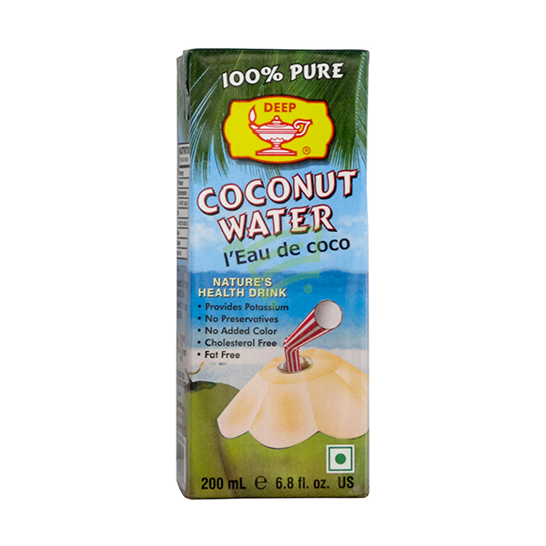 Indian grocery online - Deep Coconut Water 200Ml - Cartly