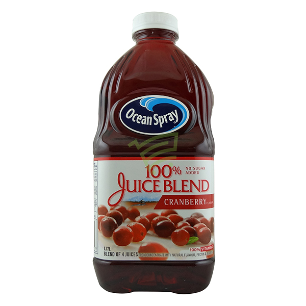 Indian grocery online - Ocean Spray Cranberry Juice Blend  1.77l - Cartly