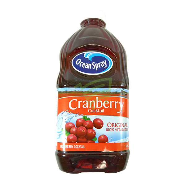 Indian grocery online - Ocean Spray Cranberry Cocktail 1.89L - Cartly
