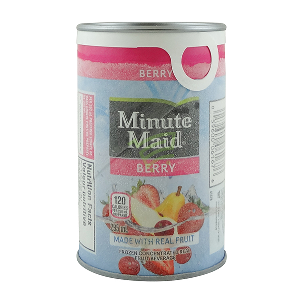 Indian grocery online - Berry Minute Maid 295ml - Cartly