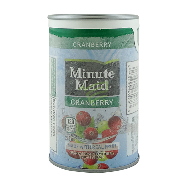 Indian grocery online - Minute Maid Cranberry 295ml - Cartly