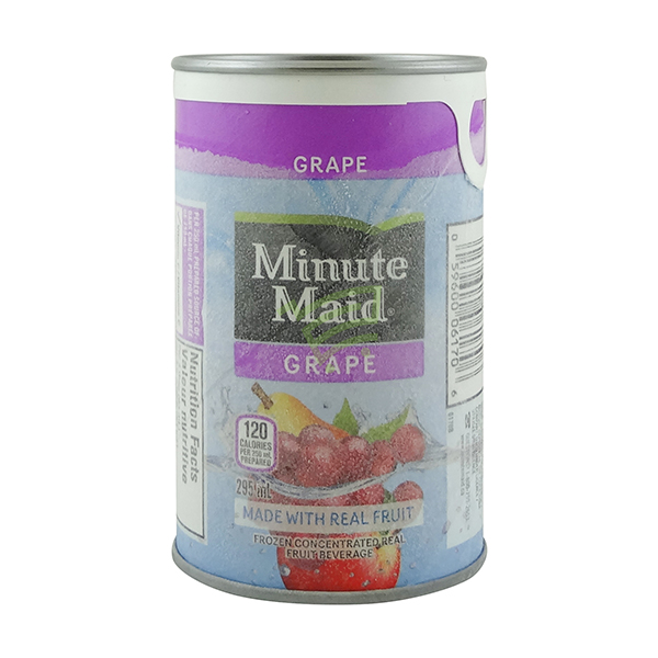 Indian grocery online - Minute Maid Grape Punch 295ml - Cartly