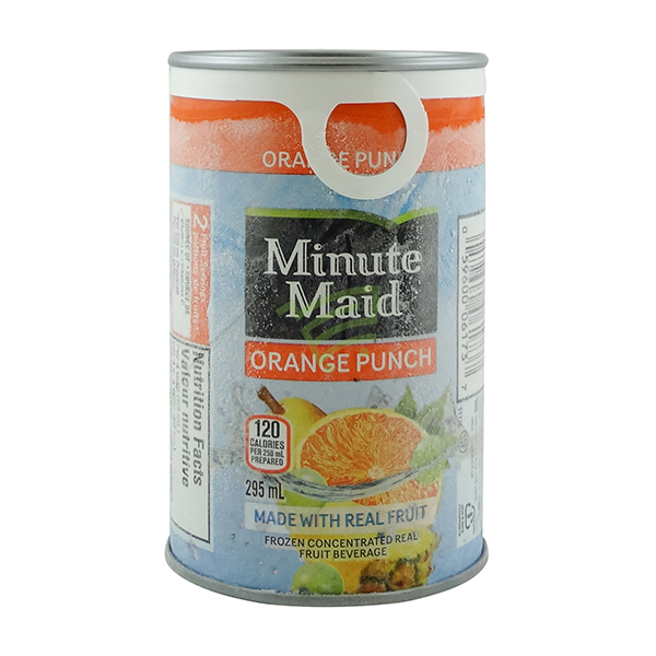 Indian grocery online - Minute Maid Ornge Punch 295ml - Cartly