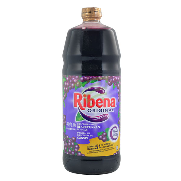 Indian grocery online - Ribena Blackcrnt Nectar 1L  - Cartly