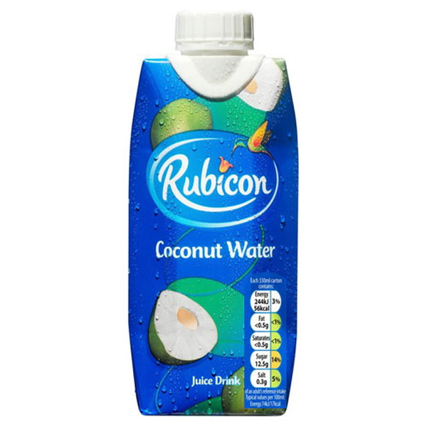 Indian grocery online - Rubicon Coconut Water 250Ml / 3 Pack - Cartly