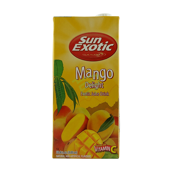 Indian grocery online - Sun Exotic Mang0 Juice 1l - Cartly