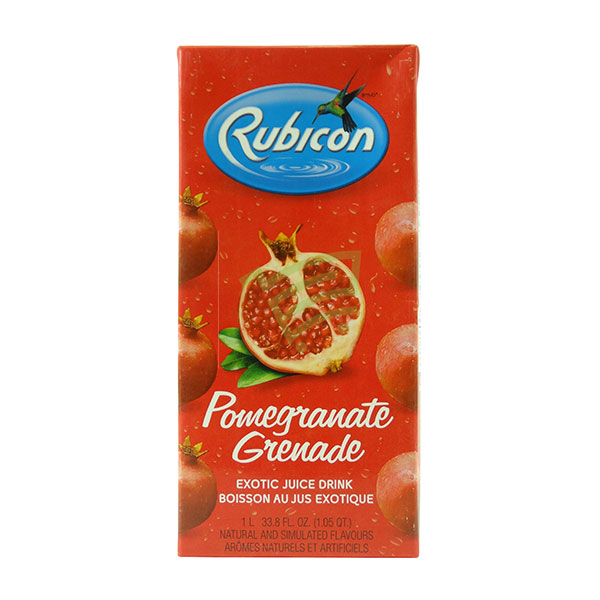 Indian grocery online - Rubicon Pomegranate Drink 1L - Cartly