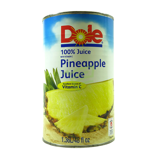 Indian grocery online - Dole Pine Apple Juice 1.36L - Cartly
