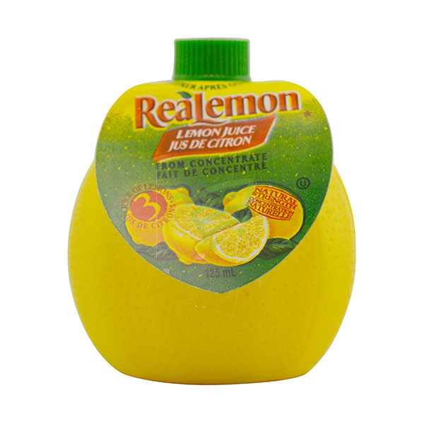 Indian grocery online - Real Lemon 125Ml - Cartly
