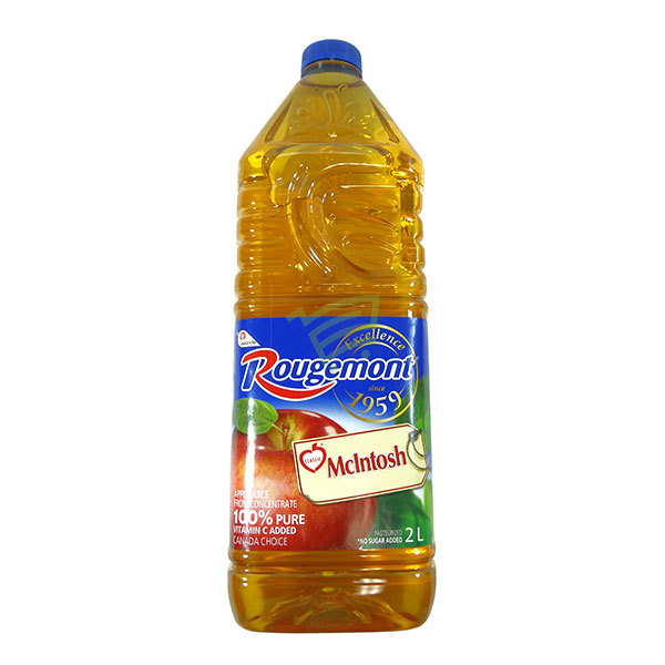 Indian grocery online - Rougemont Apple Juice 2L - Cartly