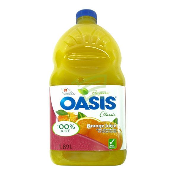 Indian grocery online - Oasis Orange Juice 1.89L - Cartly